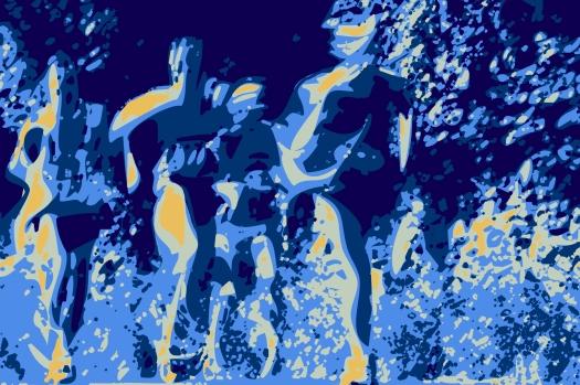running-january-resort-pop-art
